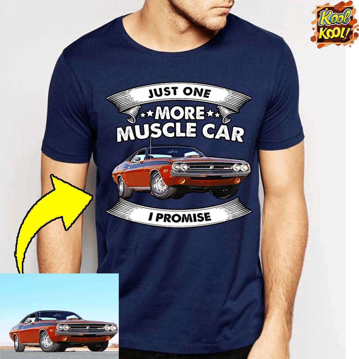 3b9b47db5 Car Custom T-shirt (CA02) – Kool-Kool